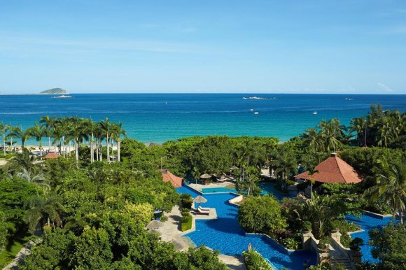 Sanya Marriott Yalong Bay Resort & Spa 5*